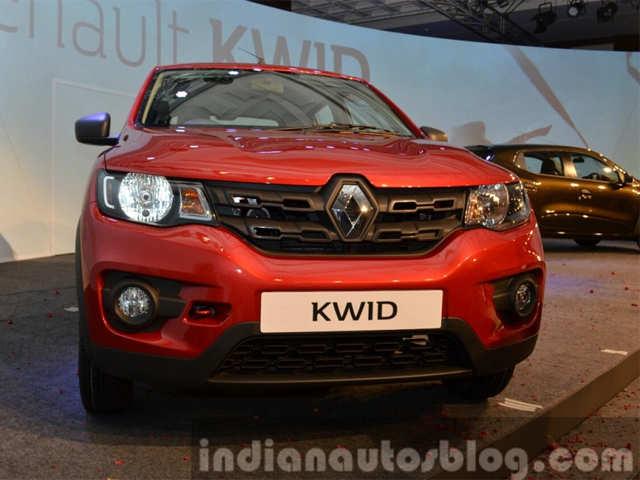 Renault Kwid Standard Renault Kwid Variant Wise Features Detailed