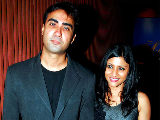 Bollywood actressKonkonaSen Sharmaand actor husbandRanvirShoreyhave decided to mutually part ways after five years of marriage. (Image: BCCL)