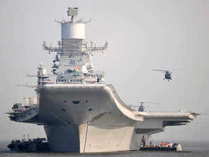 The Combined Commanders' Conference of the three services of defence will be held in Kochi next month, most likely on-board aircraft carrier INS Vikramaditya, and for the first time outside the national capital.