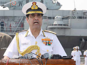 Admiral Dhowan said the unprecedented footprint in the Indian Ocean Region and beyond reflected the role the Navy played in shaping the maritime environment.