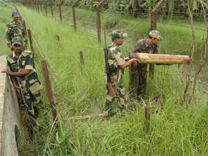 BSF today apprehended 69 illegal migrants while they were crossing Indo-Bangladesh border.