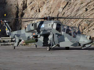 HAL claims that the LCH is designed to carry out dedicated combat roles such as Air Defence, anti-tank, scout and support combat search/rescue missions.