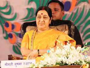 Sushma Swaraj will lead the inter-ministry delegation to the S&CD which will include Minister of Commerce & Industry Nirmala Sitharaman.
