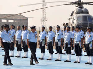 The veterans were felicitated by Air Marshal Jagjeet Singh, Air Officer Commanding-in-Chief, Maintenance Command, IAF at the Command. (Representative image)