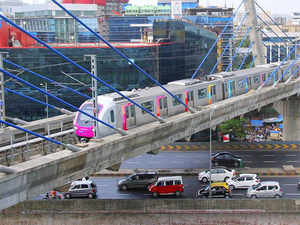 The Colaba-Bandra-Seepz metro, which will provide connectivity to major hot spots of the city, including international airport, will pass through Sahar road, domestic airport and terminal T2 international airport, it said.
