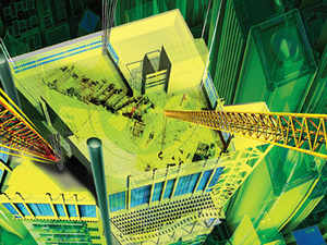 Reviving momentum in commercial realty is an indicator of the economy's health and the ongoing uptake in commercial realty also augurs well for job creation.