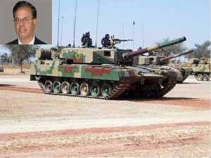 He was involved in development products like the Arjun MBT Mark-II, Carrier Command Post Tracked Vehicle, unmanned ground vehicles.
