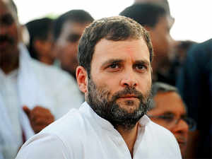 Rahul Gandhi targeted PM Narendra Modi by saying that he is surrounded by people wearing suits only.