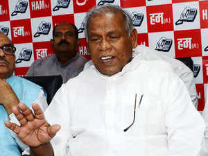 Manjhi had released the first list of 13 candidates of HAM (S) a couple of days ago announcing his own candidature from Makhdumpur in Jehanabad district .