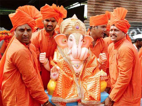 Ultra light idol of Ganpati - Choicest images: Ganesh