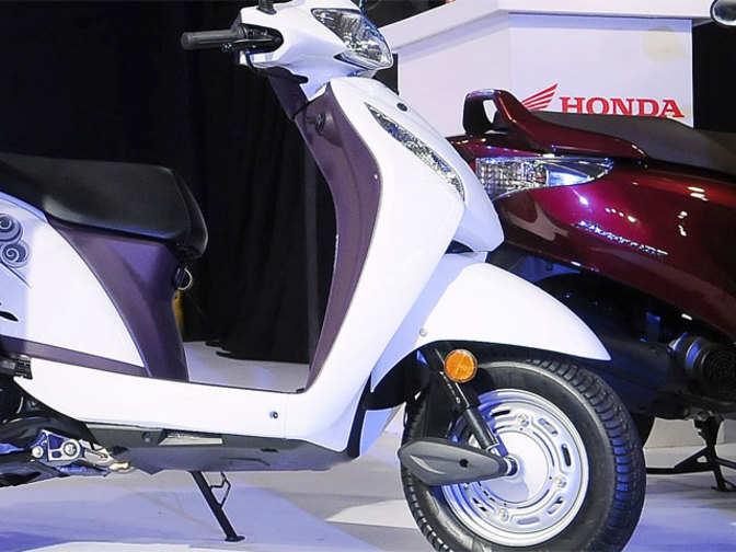Honda makes history sells over 1 million Activas in first