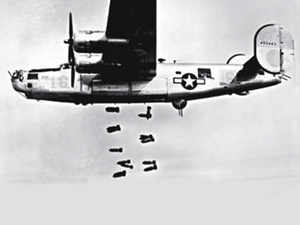 The US B-24 bomber disappeared in Arunachal Pradesh on a supply run from Kunming, China, to Chabua, Assam, on January 25, 1944