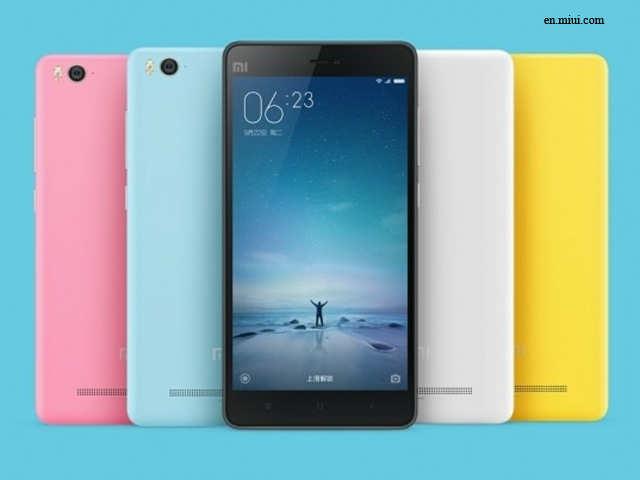 Connectivity - Xiaomi launches Mi 4c with USB Type-C port