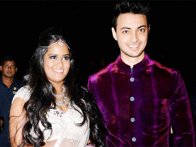 Salman Khan's little sister Arpita Khan Sharma is pregnant with her first child. The couple got married in November last year.