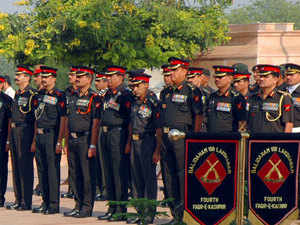 File photo: Infantry Day was celebrated in Jaipur Military Station.