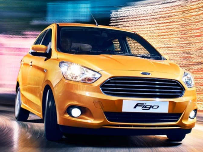 Ford Launches New Figo For 43 Lakh Airbag To Become Standard Fitment
