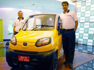 The certification will allow Bajaj Auto to export the soon-to-be-launched quadricyle to Europe