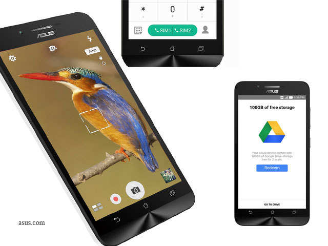 5-inch HD 720p screen - Asus launches Zenfone Go at Rs 7,999 | The