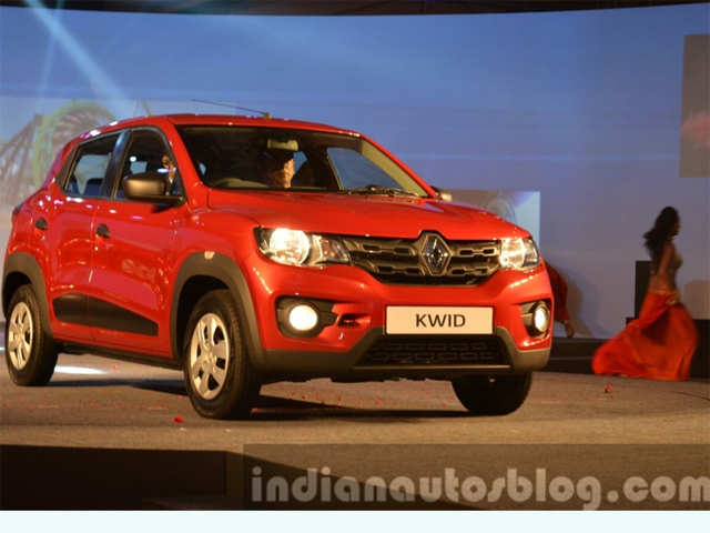 Engines Fuel Efficiency Renault Kwid Launched At Rs 256 Lakh