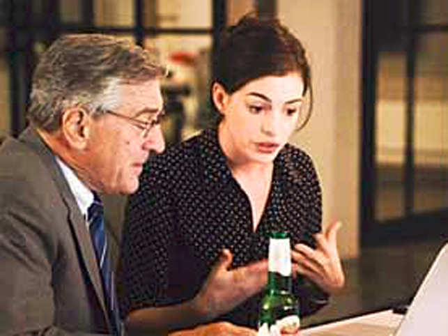 The Intern' review: The plot is predictable but breezy - The