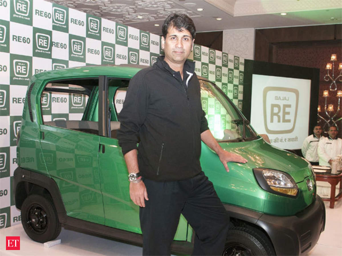 Bajaj Auto to launch quadricycle Qute in 16 countries at a price of