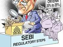 Sebi in June this year attached various bank and demat accounts of the two defaulters, but funds available in those accounts were not sufficient.