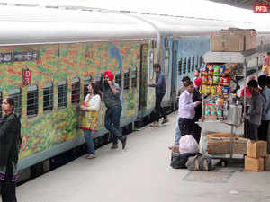 Google and RailTel Corp. of India have joined hands to equip 400 railways station in the country with high speed Wi-Fi networks.