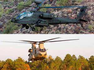 The helicopter deal has survived over 10 price validity extensions from the American side with the last one being for a month as desired by India.
