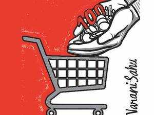 The moderation is expected to help online retailers wean consumers away from heavy discounts in their search for profitable unit economics.