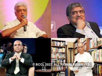 10 richest Indian tech billionaires
