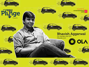 Ola's Co-Founder and CEO Bhavish Aggarwal feels it trails in India because its products are not tuned to the needs of the Indian consumer.