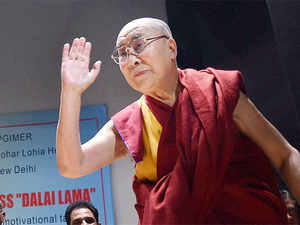 The Dalai Lama, who is in the United States for medical evaluation, will be back home at Mcleodganj in Dharamsala city on October 3, officials confirmed today.