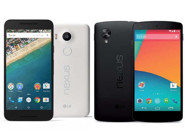 Google Nexus 5X vs Nexus 5: Nine things to know - Google