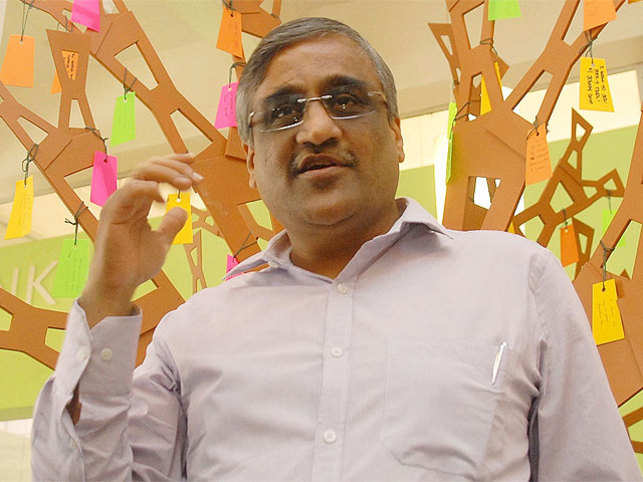 CEO of Future Group, Kishore Biyani, advices aspiring entrepreneurs to read Paulo Coelho's bestseller The Alchemist. (Image: BCCL)