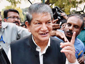 Uttarakhand Chief Minister today administered an oath of cleanliness on school children at a programme held here to mark the birth anniversary.
