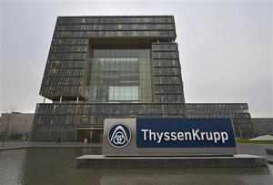 ThyssenKrupp plans its first elevator plant in India - The