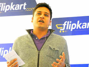 """We would end up investing somewhere around $300-500 million in the next five years,"" Binny Bansal, cofounder of online marketplace Flipkart, told ET."