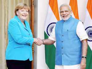 """Describing the talks as """"very good"""", both the leaders expressed hope that their discussions will pave the way for more robust partnership between the two countries."""