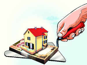 Housing and Urban Poverty Alleviation Ministry joined hands with NRSC for use of latest technologies in its 'Housing For All' urban mission.
