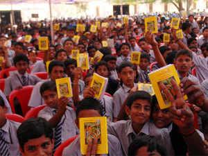 RSS publishes books on Bhagavad Gita, Ramayana in a bid to