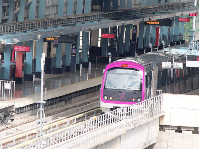 bangalore metro train advanatages and disadvantages Global news and analysis from irj, railway age and rt&s by email.
