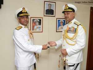 A submariner by profession, Rear Admiral Bhokare has commanded submarines Sindhughosh, Sindhudhwaj, Sindhushastra, INS Beas and INS Vajrabahu.
