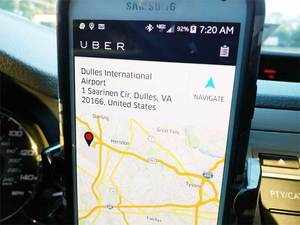 Uber moves to disguised phone number tech in 22 cities
