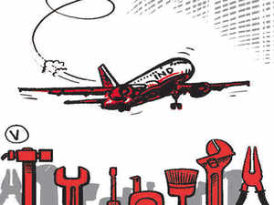 Air Works India Engineering Pvt Ltd, a Mumbai-based aviation maintenance, repair and overhaul services provider, is on the block, and its promoters and investors expect valuation of up to Rs 1,800 crore.