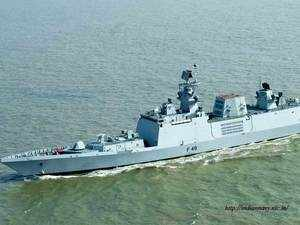 India has launched a naval diplomacy campaign to garner support from Australia, Japan and Vietnam for countering China's maritime expansion into the Indian Ocean.