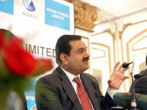 Adani Power today said it is in talks with Welspun Group for buying ready to build coal-fired power plants.