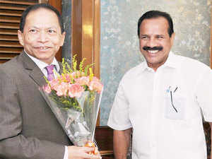 India's views on the issue were conveyed by Law Minister D V Sadananda Gowda to Chief Justice of Bangladesh Justice Surendra Kumar Sinha during a meeting