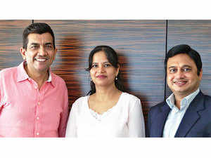 Kapoor and Ravi Saxena, cofounder of kitchen appliance maker Wonderchef, along with two foreign partners will together invest $2 million.
