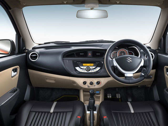 New Features Maruti Alto K Urbano Edition Launched The - Car body graphics for altomaruti altobrowzer features and price in india