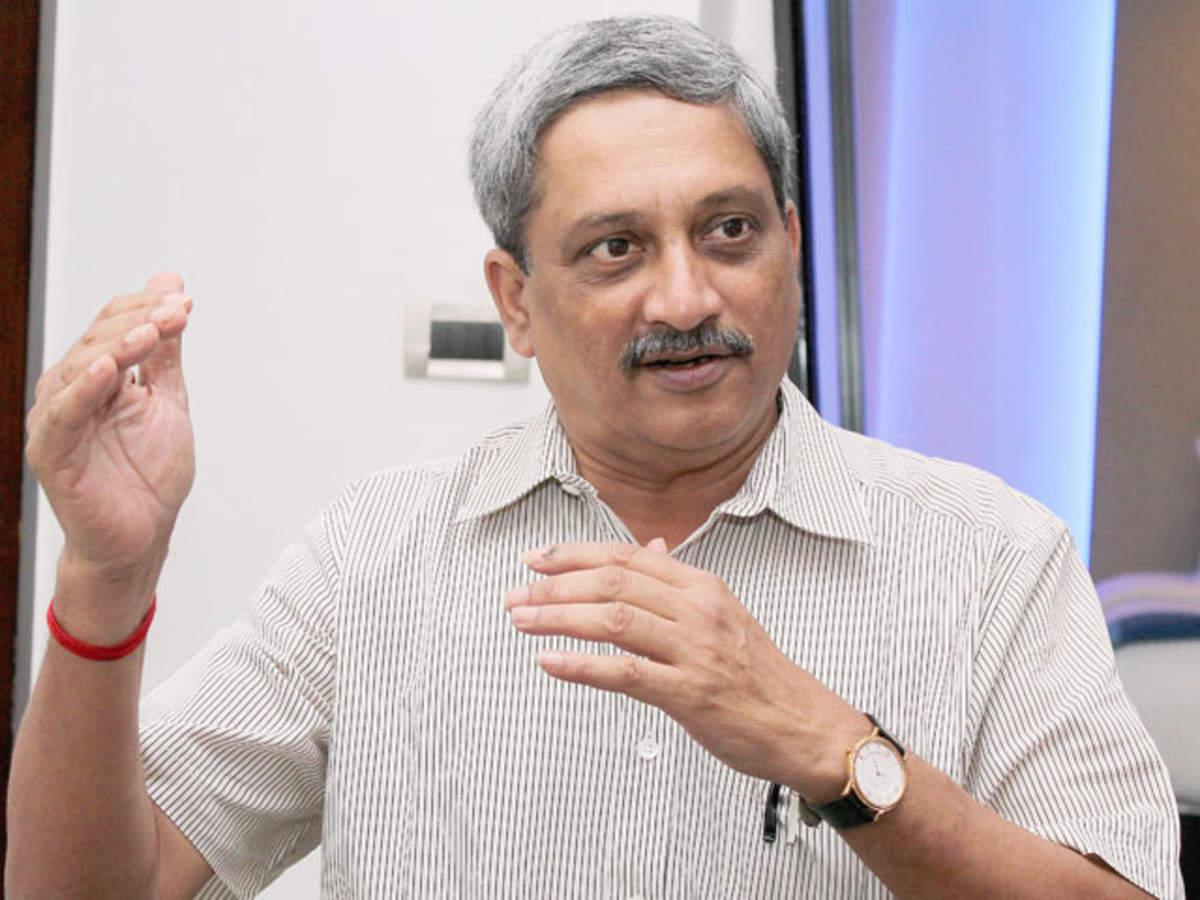 Defence Minister Manohar Parrikar bats for combat role for